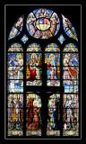 Saint Eustache (Vidriera)
