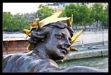 Puente de Alejandro III (Detalle)
