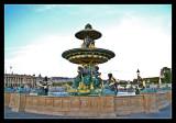 Plaza de la Concordia (fuente)