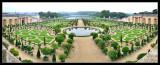 Jardines de Versalles (Panorama)