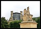 Estatua en las Tullerias
