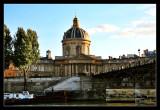 Academia Francesa desde el Sena