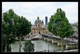 Vista desde el Louvre