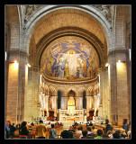 Sacre-Coeur (Altar mayor)