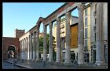 Las columnas de San Lorenzo