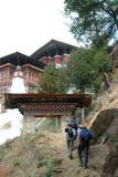 Hiking to Tango Monastery