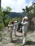 Birding at Angel Paz's Reserve