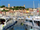 Yachts In Cannes, Provence