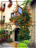 Charming Gasthoff, Rothenburg, Germany