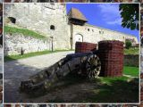 Fortifications Of Castle, Eger, Hungary