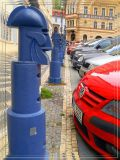 Avantgarde Parking Motives,  Prague, Czechia
