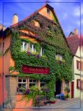 Charming Gasthof, Rothenburg, Germany