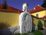 Monastery in Gyor, Hungary