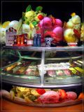 Colourful Gelaterie, Budapest, Hungary