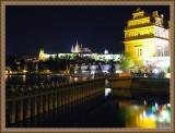 Prague By Night, Czechia
