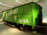 Classic Beer Wagon, Plzen, Czechia