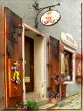 Toy Shop, Czesky Krumplov, Czechia