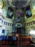 Inside Great Synagogue, Plzen, Czechia