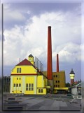 It's Not Crematorium, Just Brewery ! Plzen,Czechia