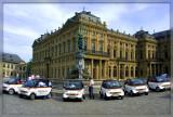 Wedding Cortage, Wurzburg, Germany