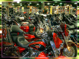 Harley Shop, Sold By Weight ! Budapest, Hungary
