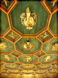 Medieval Ceilings in Fussen Castle, Germany