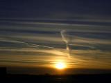 Sunset In Needles