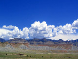 Clouds of Desert
