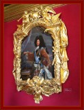 Louis XIV, Sun King in Chenonceaux, Loire Valley