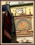 XIV Century Grand Horloge In Rouen