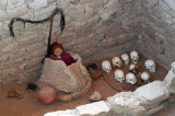Family Burial in Chauchilla Cemetery, Nazca