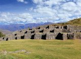 Inca Fortress of Sacsayhuaman, Cuzco
