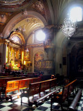 Inside Of St.Rose Church, Lima