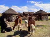 Aymara House In Sillustani