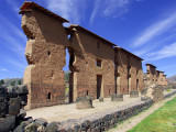 Ruins Of Wiracocha Temple...