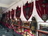 Samurai Hall In Gold Museum, Lima