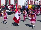 Kids Promote Education Parade, Puno