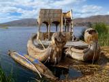 Retired Totora Cruiser, Lake Titicaca