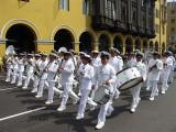 Navy Orchestra On Parade  ! Lima