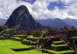 Lower Town, Machu Picchu