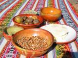 Lunch with Aymara Family, Sillustani