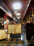 Medieval Library Of St. Francisco Cathedral, Lima