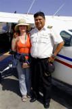 Picking Up New Boyfriend, Fresh From Plane ! Nazca Desert