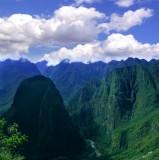 Where Jungle Begin, Machu Picchu