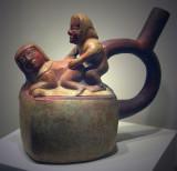 Kamasutra In Progress ! Larco Museum, Lima