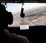 Tough Landing Choices; Highway Or Runway ? Nazca Desert