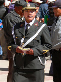 Crowd Control In Progress, Cuzco
