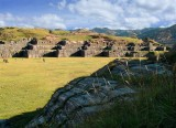 Inca Fortress of Sacsayhuaman, Cuzco