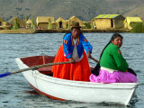Inca Babes Chasin' Me Down... Lake Titicaca