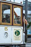 A tram shot for myself